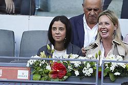 May 9, 2019 - Madrid, Spain - Victoria Federica de Marichalar y Borbón  during day six of the Mutua Madrid Open at La Caja Magica on May 09, 2019 in Madrid, Spain. (Credit Image: © Oscar Gonzalez/NurPhoto via ZUMA Press)