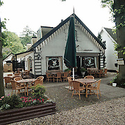 Restaurant 't Jagerhuis Dorpstraat Lage Vuursche, ext.
