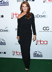 HOLLYWOOD, LOS ANGELES, CA, USA - FEBRUARY 25: 4th Annual Hollywood Beauty Awards held at Avalon Hollywood on February 25, 2018 in Hollywood, Los Angeles, California, United States. 25 Feb 2018 Pictured: Angie Everhart. Photo credit: IPA/MEGA TheMegaAgency.com +1 888 505 6342