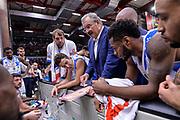 DESCRIZIONE : Campionato 2015/16 Serie A Beko Dinamo Banco di Sardegna Sassari - Umana Reyer Venezia<br /> GIOCATORE : Romeo Sacchetti<br /> CATEGORIA : Allenatore Coach Time Out<br /> SQUADRA : Dinamo Banco di Sardegna Sassari<br /> EVENTO : LegaBasket Serie A Beko 2015/2016<br /> GARA : Dinamo Banco di Sardegna Sassari - Umana Reyer Venezia<br /> DATA : 01/11/2015<br /> SPORT : Pallacanestro <br /> AUTORE : Agenzia Ciamillo-Castoria/L.Canu