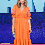 Myleene Klass attended 'Everybody's Talking About Jamie' film premiere at Royal Festival Hall, London, UK. 13 September 2021