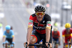 February 14, 2018 - Muscat, Oman - Muscat, Sultanate of Oman - February 14 :  VAN AVERMAET Greg  (BEL)  of BMC Racing Team during stage 2 of the 9th edition of the 2018 Tour of Oman cycling race, a stage of 167.5 kms between Sultan Qaboos University and Al Bustan on February 14, 2018 in Muscat, Sultanate of Oman, 14/02/2018 (Credit Image: © Panoramic via ZUMA Press)