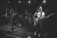 American indie-rock band Slothrust at Blue Shell in Cologne