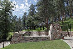 Mt. Moriah (Deadwood, South Dakota) Historical stock images and photos