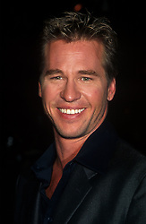 Oct 03, 1996; Los Angeles, CA, USA; Actor VAL KILMER @ 'The Ghost & The Darkness' premiere. .  (Credit Image: Jonathan Alcorn/ZUMAPRESS.com)