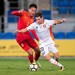 28th August 2017 - A-League Pre-Season: Brisbane Roar v China u22 National Team