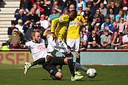 Derby County v Brentford 110415