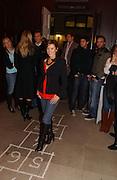 DANNI MINOGUE. Kraken Sport and Media presents Kraken Opus. Sketch. 9 Conduit St. London. 22 February 2006. ONE TIME USE ONLY - DO NOT ARCHIVE  © Copyright Photograph by Dafydd Jones 66 Stockwell Park Rd. London SW9 0DA Tel 020 7733 0108 www.dafjones.com