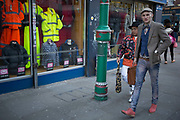 Brick Lane in Shoreditch is pretty much the epicentre of street style fashion in the London, United Kingdom. With an ingrained history of vintage and bohemian styling, this is the area to come to if you want to find how the makeshift pioneers of cool do it. Thrown together, some more considered, or the effortlessly stylish clothes are always on show.