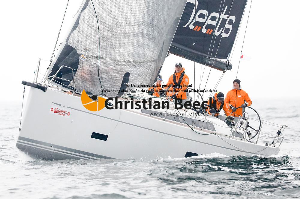 , Kiel - Maior 28.04. - 01.05.2018, ORC 2 - FeOs - DEN 8 - GRAND SOLEIL 43 R - Tue STEEN ANDERSEN - Snaptun Sejlklub