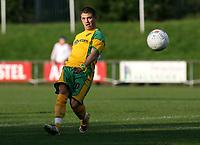 Photo: Maarten Straetemans.<br /> FC Zwolle v Norwich City. Pre Season Friendly. 25/07/2007.<br /> Jamie Cureton (Norwich City)