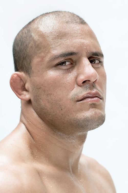 Afghan Mixed Martial Arts champion Syar Bahadurzada
