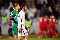 SERBIA vs NORWAY<br /> Kristoffer Haraldseid scored own goal.<br /> Beograd, 11.11.2016.<br /> foto: Nebojsa Parausic / MN press