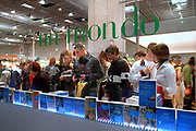 Turin, Piedmont/Italy -05-06-2006- The annual International Book Fair , Salone del Libro, the largest book fair in Italy.