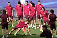Atletico Training Session 090517