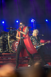 Queen with Adam Lambert headline the main stage at TRNSMT Friday 6th July 2018