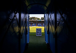 A general view of Gigg Lane - Mandatory by-line: Matt McNulty/JMP - 10/08/2017 - FOOTBALL - Gigg Lane - Bury, England - Bury v Sunderland - Carabao Cup - First Round