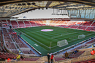 Stadium shot during the The FA Cup match between Middlesbrough and Sheffield Wednesday at the Riverside Stadium, Middlesbrough, England on 8 January 2017. Photo by Simon Davies.