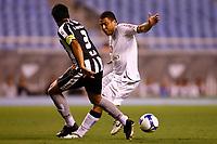 20090517: RIO DE JANEIRO, BRAZIL - Botafogo vs Corinthians: Brazilian League 2009. In picture: Juninho (Botafogo) and Ronaldo (Corinthians). PHOTO: CITYFILES