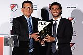 MLS-Carlos Vela Most Valuable Player Press Conference-Nov 4, 2019