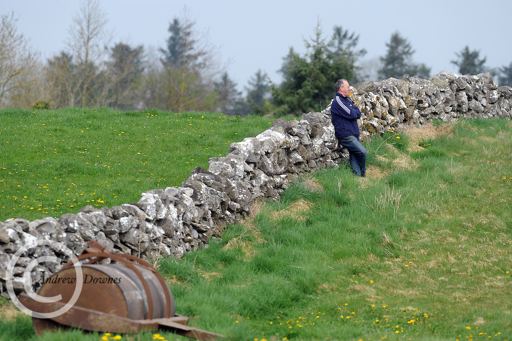 Mike Rafferty in kiltullagh Galway