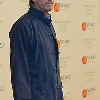 Celebrities arrive on the red carpet during the official opening of the Nobu restaurant in. Budapest, Hungary, Sunday, 10. October 2010. ATTILA VOLGYIActor Jeremy Irons poses when Celebrities arrive on the red carpet during the official opening of the Nobu restaurant in. Budapest, Hungary, Sunday, 10. October 2010. ATTILA VOLGYI