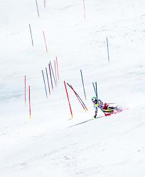 "29.01.2019, Planai, Schladming, AUT, FIS Weltcup Ski Alpin, Slalom, Herren, 2. Lauf, im Bild Marc Digruber (AUT) // Marc Digruber of Austria in action during his 2nd run of men's Slalom ""the Nightrace"" of FIS ski alpine world cup at the Planai in Schladming, Austria on 2019/01/29. EXPA Pictures © 2019, PhotoCredit: EXPA/ JFK"