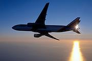 Boeing 777 Banking