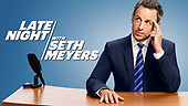 """September 30, 2021 - USA: ABC's """"Late Night with Seth Meyers"""" - Episode: 1201A"""