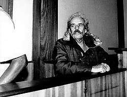Apr 11, 1980; Hampshire, UK; Major BOB ASTLE in the docks at Kampala High Courts where he is being tried for murder. Astle was a close advisor to Idi Amin the former Ugandan ruler. (Credit Image: © Keystone Press Agency/Keystone USA via ZUMAPRESS.com)