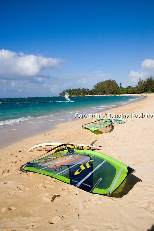 Windsurfing, Kanaha Beach Park, Maui, Hawaii