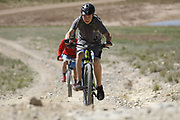 SHOT 5/20/17 9:58:16 AM - Emery County is a county located in the U.S. state of Utah. As of the 2010 census, the population of the entire county was about 11,000. Includes images of mountain biking, agriculture, geography and Goblin Valley State Park. (Photo by Marc Piscotty / © 2017)