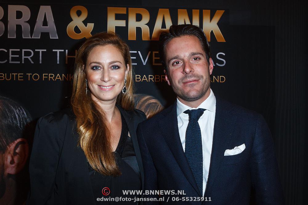 NLD/Amsterdam/20131101 - Premiere Barbra & Frank The Concert That Never Was, Fabienne de Vries