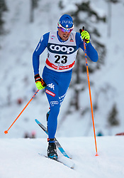 25.11.2017, Nordic Arena, Ruka, FIN, FIS Weltcup Langlauf, Nordic Opening, Kuusamo, im Bild Fabiani Francesco De (ITA) // Fabiani Francesco De of Italy during the FIS Cross Country World Cup of the Nordic Opening at the Nordic Arena in Ruka, Finland on 2017/11/25. EXPA Pictures © 2017, PhotoCredit: EXPA/ JFK