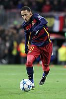 Neymar Barcelona<br /> Barcelona 24-11-2015 Stadio Camp Nou<br /> Football Calcio Champions League 2015/2016 <br /> Group Stage - Group E Barcelona - As Roma /  Barcellona - As Roma<br /> Foto Luca Pagliaricci / Insidefoto