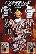 WSBL Grand Final 2015 - Rockingham Flames vs Willeton