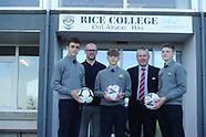 Calander Rice College