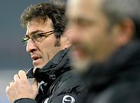 Ciro Ferrara, allenatore della Juventus <br /> Torino 13/01/2010 Stadio Olimpico<br /> Juventus Napoli - Ottavi di finale di Coppa Italia 2009-10.<br /> Foto Giorgio Perottino / Insidefoto