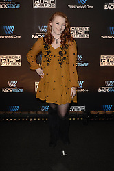 Westwood One Backstage at the American Music Awards Day 2 at the L.A. Live Event Deck. 19 Nov 2016 Pictured: Liddy Clark. Photo credit: David Edwards / MEGA TheMegaAgency.com +1 888 505 6342