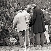 NLD/Bussum/19900227 - In stukken gesneden lijk in een plastic zak gevonden op de dagcamping  in Bussum aan de Struikheiweg, Gregory St. Aubain