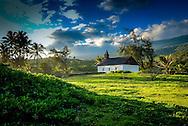The Hui Aloha Church in Kaupo Maui