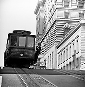 SF Cable Car 1946