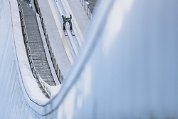 01.01.2021, Olympiaschanze, Garmisch Partenkirchen, GER, FIS Weltcup Skisprung, Vierschanzentournee, Garmisch Partenkirchen, Einzelbewerb, Herren, im Bild Piotr Zyla (POL) // Piotr Zyla of Poland during the men's individual competition for the Four Hills Tournament of FIS Ski Jumping World Cup at the Olympiaschanze in Garmisch Partenkirchen, Germany on 2021/01/01. EXPA Pictures © 2020, PhotoCredit: EXPA/ JFK