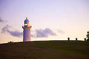 Sunset at Lighthouse, Watsons Bay.