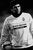 "Gianluigi Buffon (Juventus)<br /> Torino 28/2/2009 Stadio ""Olimpico"" <br /> Campionato Italiano Serie A 2008/2009<br /> Juventus Napoli (1-0)<br /> Foto Andrea Staccioli Insidefoto"