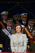 051316 Queen Sofia attends Oath of Allegiance Ceremony