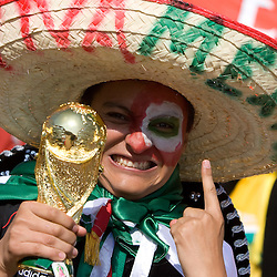 20100611: World Cup South Africa 2010, Opening ceremony and South Africa vs Mexico match