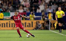 Toronto FC vs LA Galaxy - 16 Sep 2017