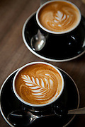 Latte, Havana Coffee Works, Wellington, North Island, New Zealand