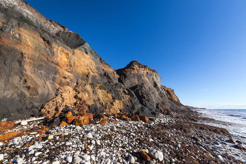 Isle of Wight Landscape photography - Compton Bay